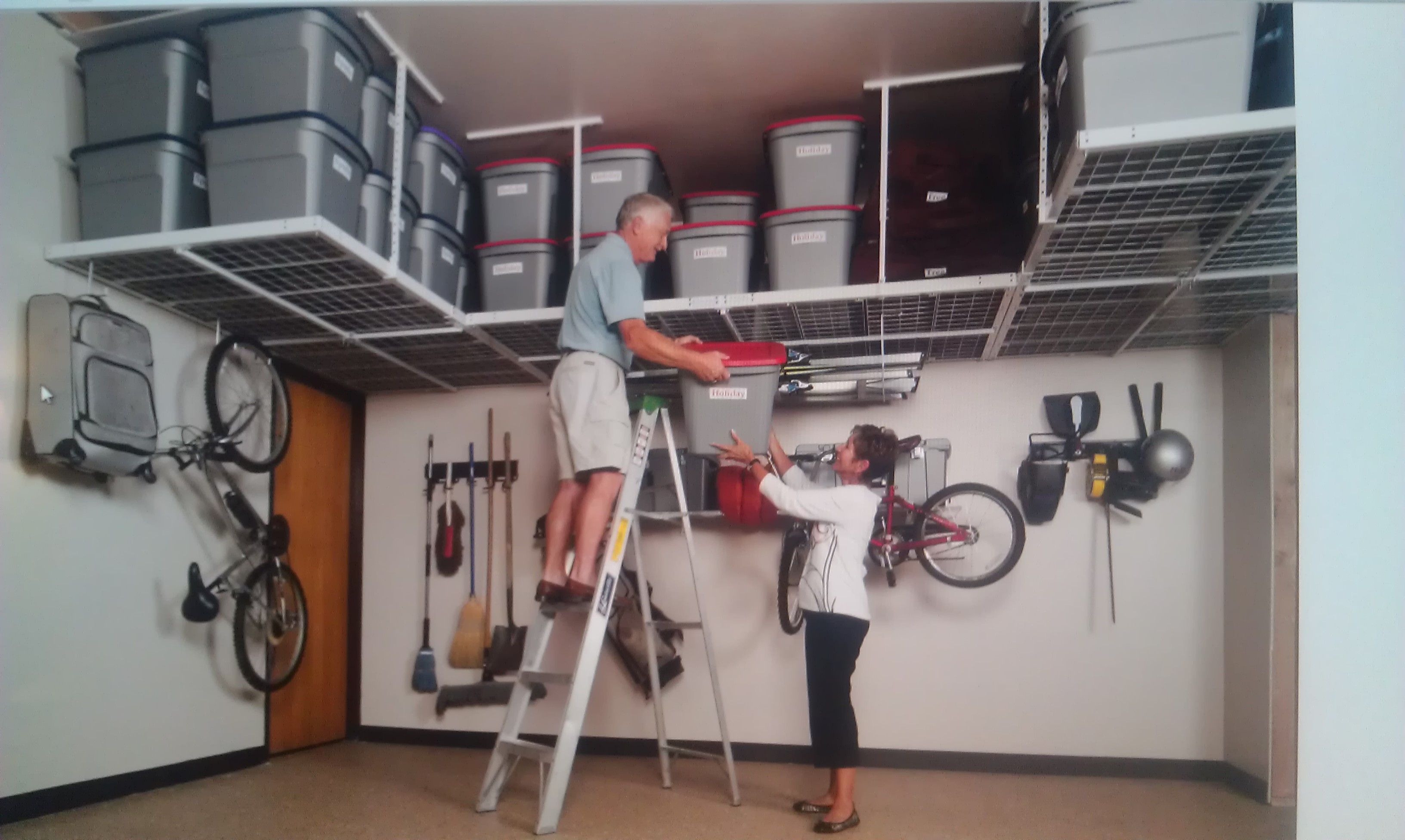 35 Amazing ways you can De-Clutter your Garage