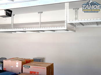 overhead garage storage systems