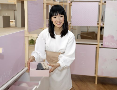 Life and Storage Lessons from Marie Kondo